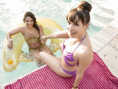 Great Dana DeArmond & Abella Danger