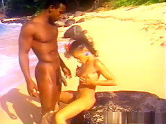 Amazing pornstar in best outdoor, black and ebony adult scene