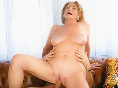 Sally G. in Granny Needs Some Sugar - 21Sextreme
