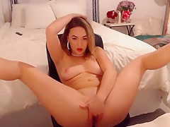 Sexual BBC cuckold Lizzie with amazing tongue and dense ass