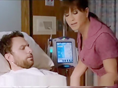 Jennifer Aniston damn hot Horrible bosses coma boner