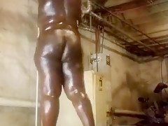 Carnal naked ass switching of black female!!!!