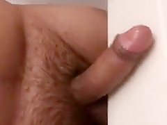 Just being horny after shaving