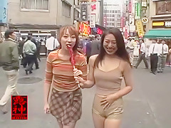 Amazing Japanese chick in Crazy Outdoor, Fetish JAV clip