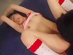Hottest Japanese slut Tsubomi in Crazy Fingering, Dildos/Toys JAV video