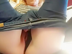 playing and cumming hard while at work, wish boss could fuck me
