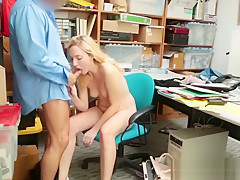 Zoe Parker Is Arrested And Fucked After Shoplifting
