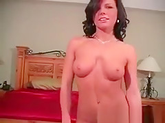 Cali Taylor Teasing And Playing On The