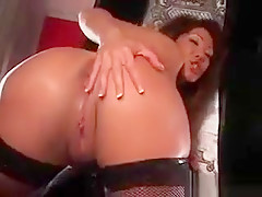 Asian Chick With Huge Tits Play With Sex
