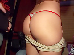 Home Video Of Hot Naked Girls Partying With Real Rock Stars Tour Bus Roadtrip - SouthBeachCoeds