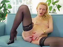 Russian Milf Sex With Cumshot