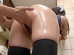 Best Japanese girl in Amazing Voyeur, HD JAV clip