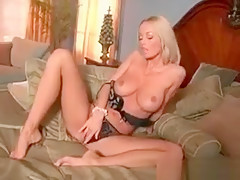 Awesome Blonde Bitch Anita Dark