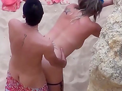 Beach Couple  2