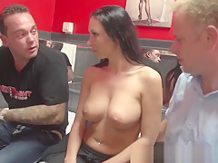 Real Hooker Gets Fucked