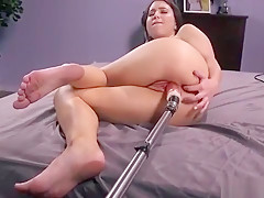 Masturbating With A Machine By Bdsmbase