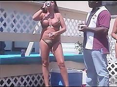 Great Home Video Shot At The August 2004 Show - SouthBeachCoeds