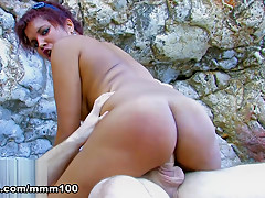 Jana Montada & Terry in This Blackie Likes It Hard - MMM100