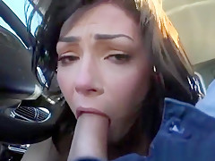 Young Slut Jessica Rex Sucks And Rides Strangger