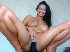 Busty Uk Milf Bitch Shows Off Her Massive Boobs
