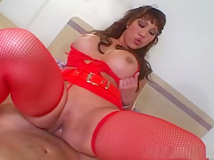 Ava Devine bent over and fucked like a hooker