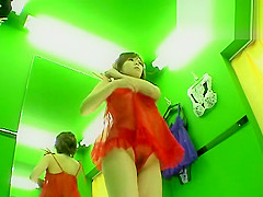 Spy Japan, Changing Room Scene Watch Show