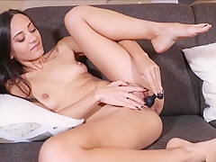 Horny Teen Shrima Malati Gets Pussy With Sex Toy