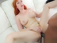 Horny With Big Tits Lauren Gets Banged