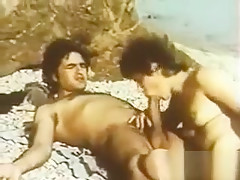 Couple Fucking Outdoors At A Beach Classic
