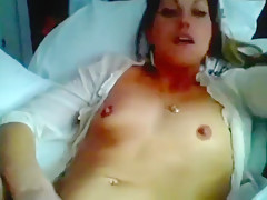 Dirty talk about farts whilst masturbating