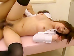 Horny Japanese whore in Amazing Hardcore, Small Tits JAV video