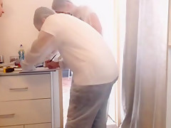 SWEETDESIRE12 AFTER MASTURBATION PAY THE BILL WITH HER PUSSY