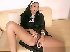 Sexy Indian Bhabhi Masturbating Compilation Video