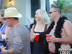 Fantasy Fest Key West Home Video - SouthBeachCoeds