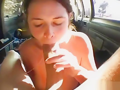 Dong Addicted Wench Likes Her Fucking Trip In A Bang Bus