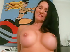 Cumming twice in step-mommy´s pussy without pulling out