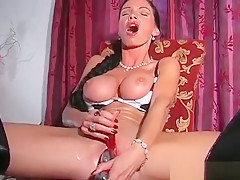 Female Domination With Babe Pissing And Making Bondman Gulp