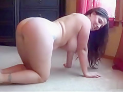 Ashley Dobbs Farting Naked *Really Sexy*