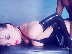 In the mood for fetish sex