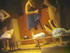 Hot Amateur, Russian, Changing Room Movie Only Here