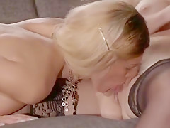 Fantastic Blondes With Big Boobs Love Playing With Each