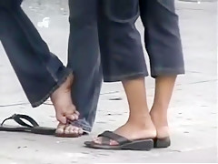 Double asian shoeplay