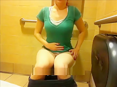 Lucy in the loo