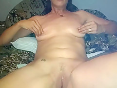 Told Wife To Fuck Herself..She Cums Hard!! Fucking Hot!!!