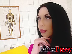 Isabella Clark at LatexPussyCats