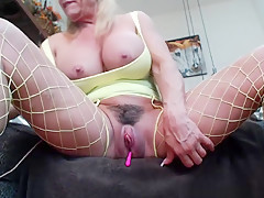 Lustful Mature Cammodel Wants To Taste Your Cum