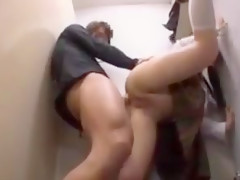 Girl groped in train and fuck in ass...