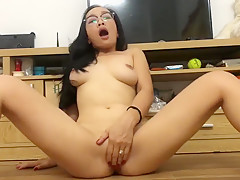 Asian MILF Wants You To Masturbate With Her