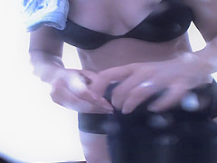 Exclusive Spy Cam, Amateur, Changing Room Movie Just For You