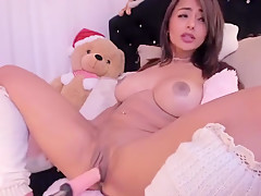 Slut Angye69 Flashing Boobs On Live Webcam